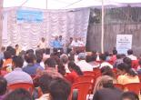rojgar mela at REO Ddun office  by TATA Motors  on 20-10-2015